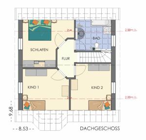 Einfamilienhaus 121