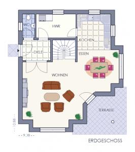 Einfamilienhaus 147