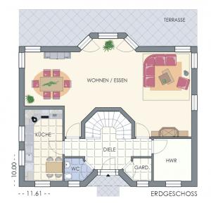 Einfamilienhaus 173