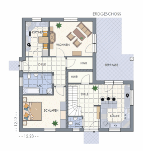 Zweifamilienhaus 200
