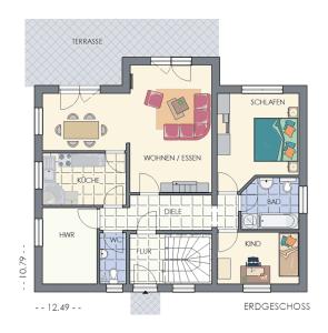 Zweifamilienhaus 215
