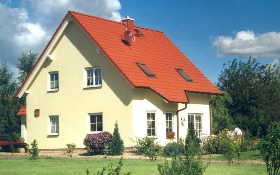 Kleines Einfamilienhaus 121