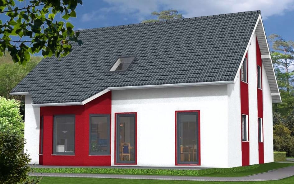 Einfamilienhaus mit Dachgeschoss 161
