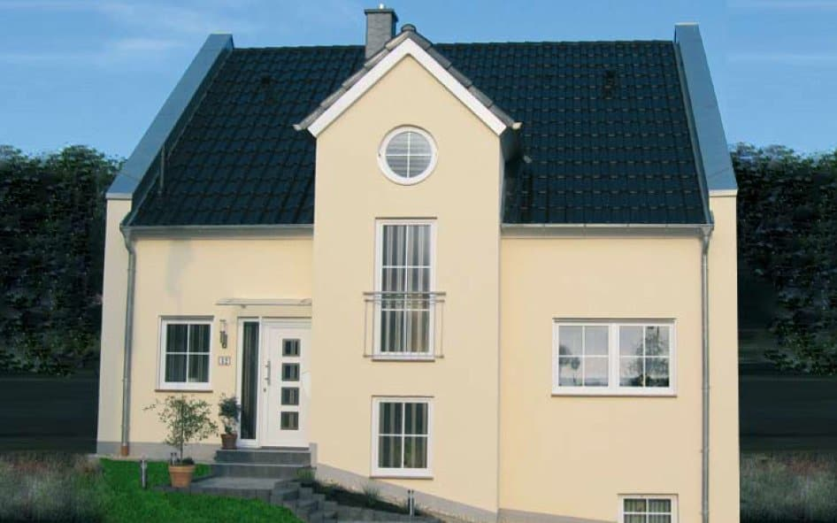 Einfamilienhaus Klassisch gebaut