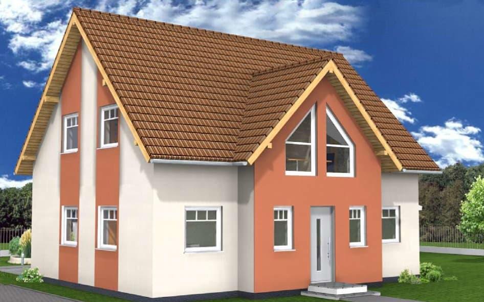 Einfamilienhaus für 4 Personen