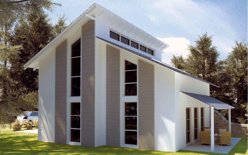 Hausbau hegner m ller gmbh for Einfamilienhaus modern