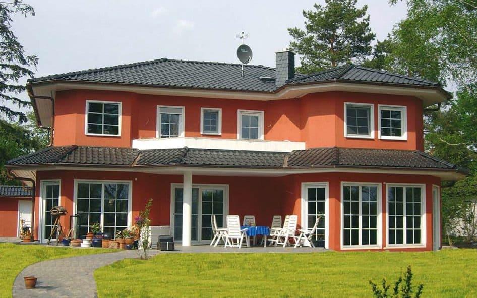 Villa Toskana Massivhaus 285