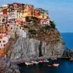 Villen, Häuser, Rusicos und Wohnungen in Ligurien kaufen