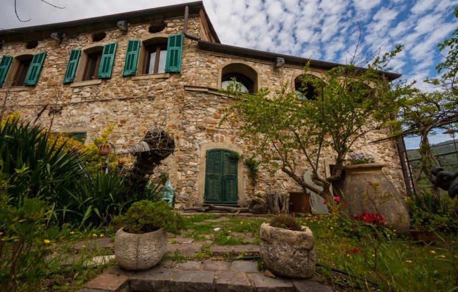 Pressemitteilung: Wunderschöne, preiswerte Rustici in Ligurien
