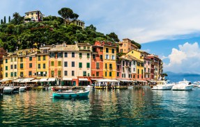Günstige Wohnungen an der italienischen Blumenriviera