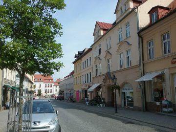 Exklusiver Altstadtlage! (Mietrendite ca. 6,35 %), 16259 Bad Freienwalde, Haus